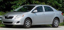 250px-2009_Toyota_Corolla_LE_
